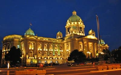 Belgrade – our beloved home situated at the 'Crossroads of the Worlds'