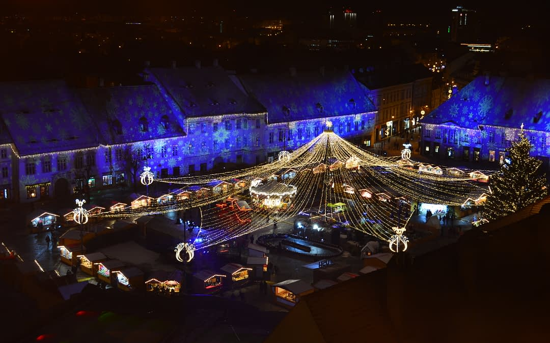 Get charmed by Christmas folklore  of Romania!