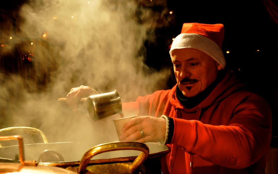 """Christmas In Austria: """"Behave, or Christkind will bring nothing!"""""""