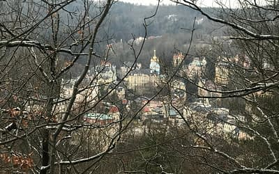 Karlovy Vary – Visit the largest number of  heAling springs in the world